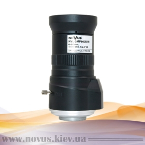 Объектив Novus NVL-3MP660D/IR